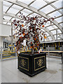 SJ8498 : Manchester Victoria Station, Tree of Hope by David Dixon