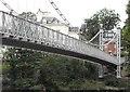 SJ4166 : Queens Park Bridge Chester by Mark