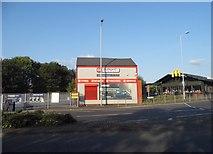 SJ9100 : Eurofit on Stafford Road, Dunstall Hill by David Howard