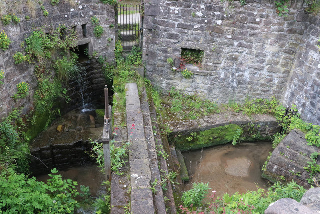 The bear pit - Cromford