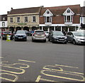 SU1869 : Waitrose, High Street, Marlborough by Jaggery