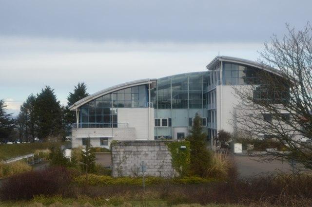 Council building, Sendall Way
