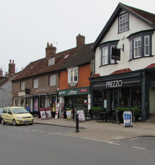 Prezzo 99 High Street Marlborough C Jaggery Geograph Britain