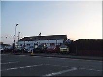 SO9284 : Car dealers on Dudley Road, Lye by David Howard