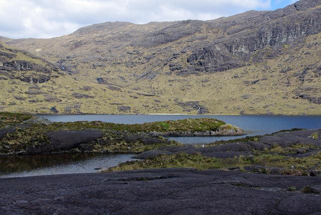 Loch Coruisk by Ian Taylor