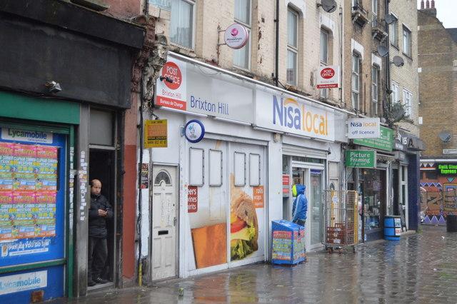 Nisa Local, Brixton Hill