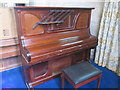 SO4978 : Upright Piano at St. Peter's Church (Stanton Lacy) by Fabian Musto