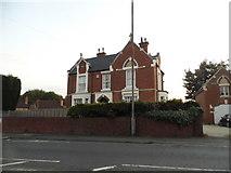 SO9181 : Victorian villa on Hagley Road by David Howard
