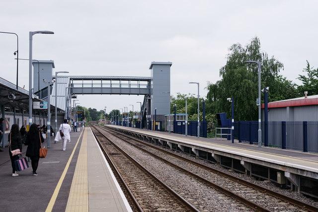 Bicester Village Railway Station