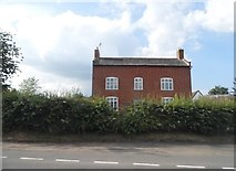 SP2947 : House in Pillerton Priors by David Howard