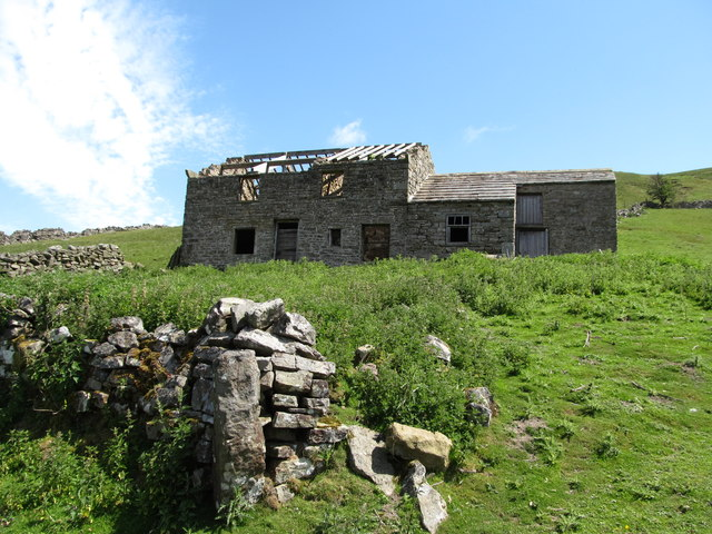 Remains of Scar Top House