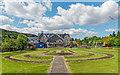 NH7500 : Kingussie Memorial Gardens by valenta
