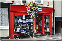 ST7593 : Sweet Shop, Market Street, Wotton Under Edge, Gloucestershire 2015 by Ray Bird