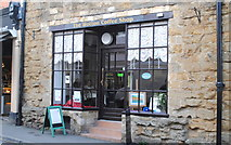 ST7593 : Coffee Shop, Long Street, Wotton Under Edge, Gloucestershire 2014 by Ray Bird