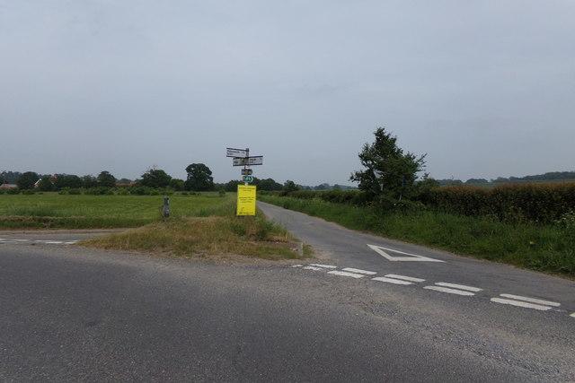 Grange Road, Walpole