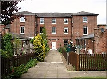 TG2101 : The Henstead Union Workhouse/WW1 VAD Hospital by Evelyn Simak