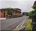 TQ0877 : Offices of Vanderlande near Heathrow Airport by Trevor Littlewood