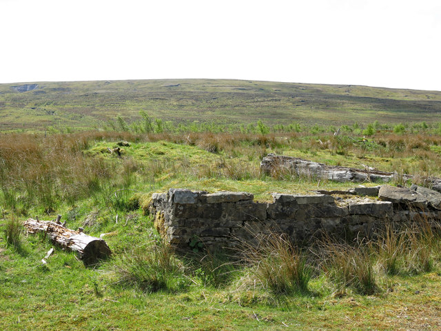 Ruins near Stout's Close