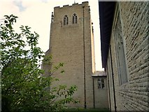 SO4970 : All Saints Church (Bell Tower | Richards Castle) by Fabian Musto