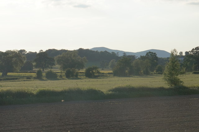Farmland near Upton-upon-Severn