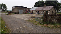 G2625 : Farmstead by Mick Garratt