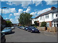 TQ1681 : Albert Road, Ealing by Malc McDonald