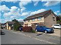 TQ1781 : Houses on Albert Road, Ealing by Malc McDonald