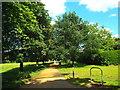 TQ1782 : Pitshanger Park, near Ealing by Malc McDonald