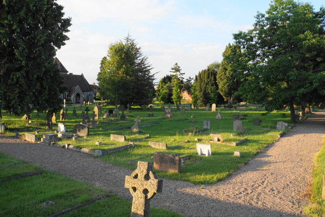 Upton-upon-Severn Cemetery