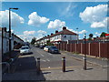 TQ3687 : Belvedere Road, near Leyton by Malc McDonald