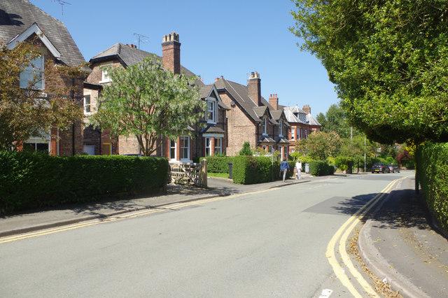 Trafford Road, Alderley Edge