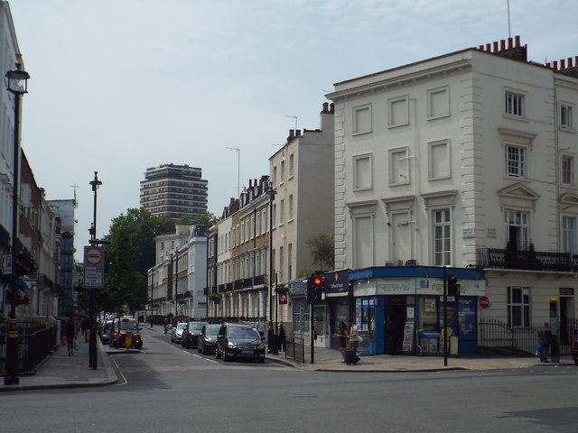 Warwick Way, Pimlico