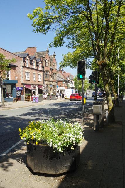 London Road, Alderley Edge