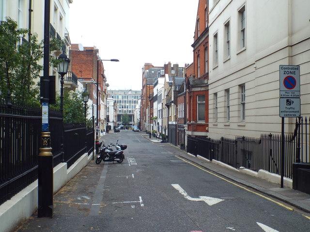 Culross Street, Mayfair