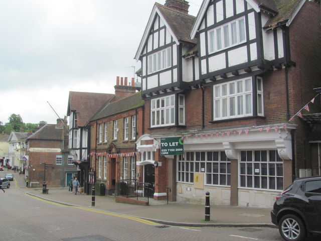 Bank to Let - The former Barclay's Bank in Tring High Street