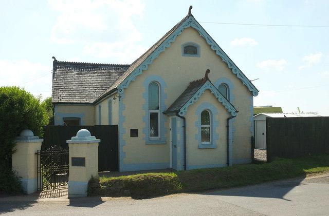 Former chapel, Stibb Cross