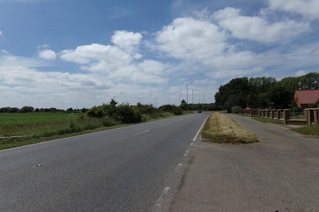 A1122 Bexwell Road, Downham Market