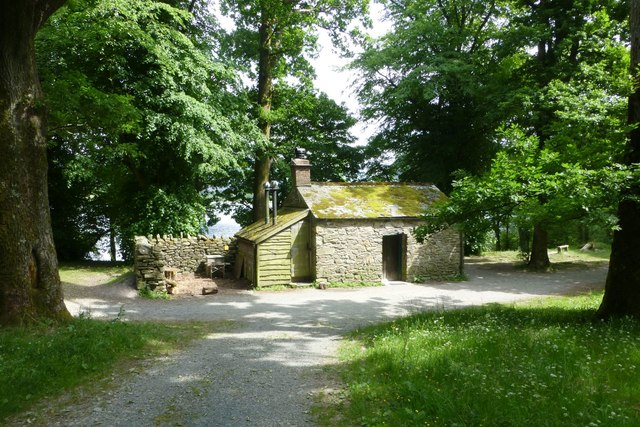 Holme Wood Bothy, Loweswater