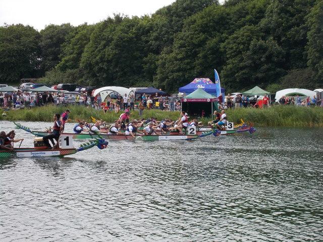 Peterborough Dragon Boat Festival, June 2018