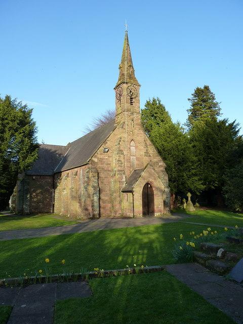 Christ Church, Billesley