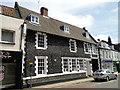 TM5593 : South Flint House, High Street, Lowestoft by Adrian S Pye