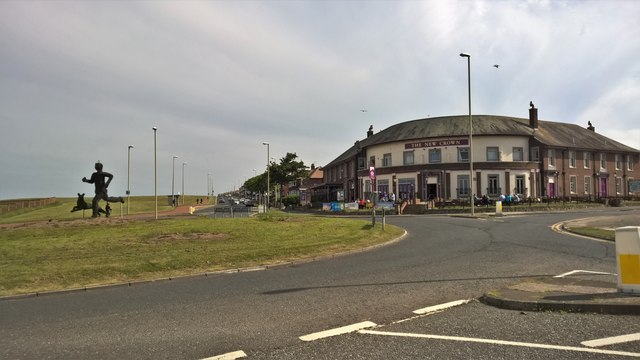 The New Crown, South Shields