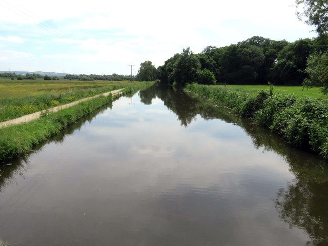 The Leeds and Liverpool Canal Rufford Branch