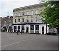 SU4767 : NatWest, Market Place, Newbury by Jaggery