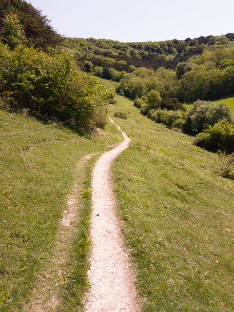 Path on Old Winchester Hill