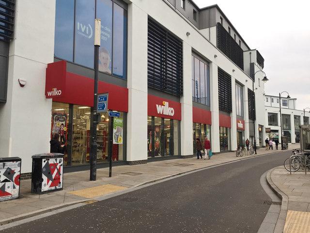 New Wilko store, High Street, Cheltenham