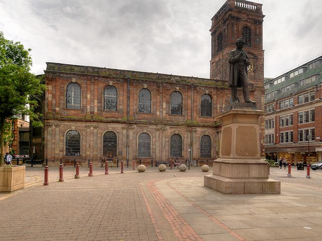 St Ann's Church, Manchester