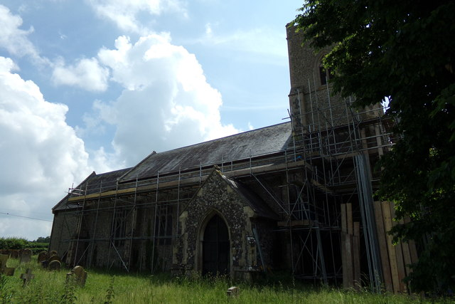 All Saints Church, Snetterton