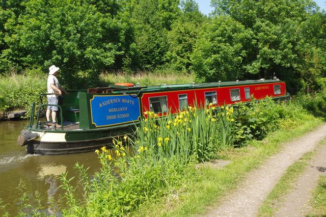 Macclesfield Canal, Macclesfield