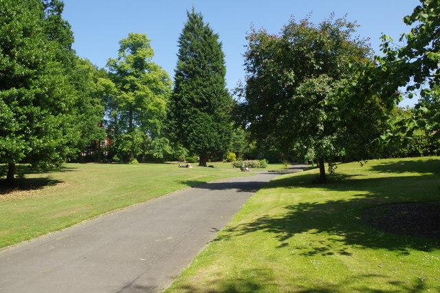 Victoria Park, Macclesfield